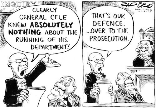 'Generally Incompetent ': Africartoons.com