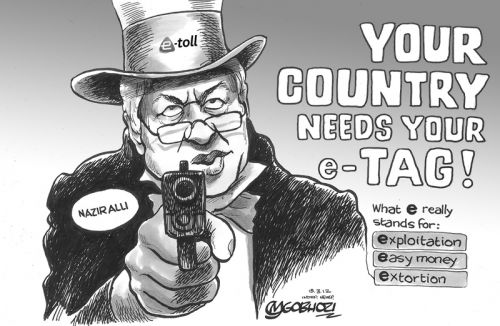 'Your Country Needs YOU': Africartoons.com