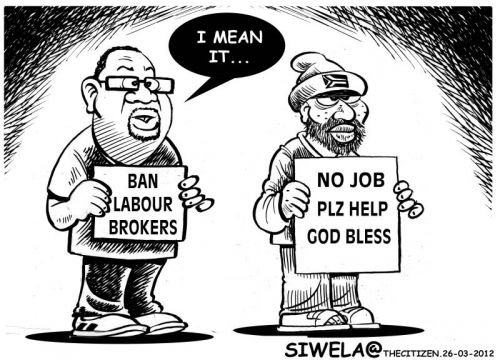 'Begging for Fairness': Africartoons.com