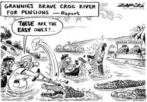 'Old Crocs': Africartoons.com