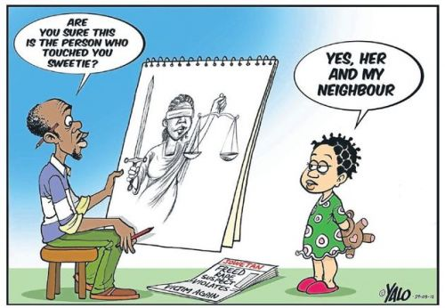 'Injustice ': Africartoons.com