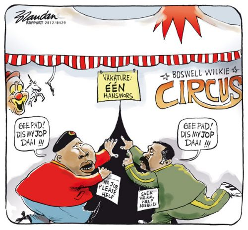 'Clowns': Africartoons.com