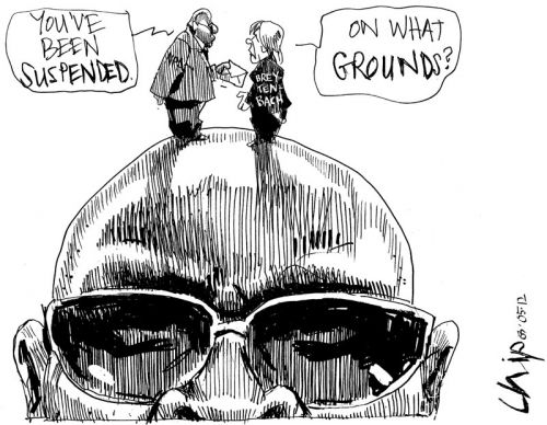 'Grounds to Litigate': Africartoons.com