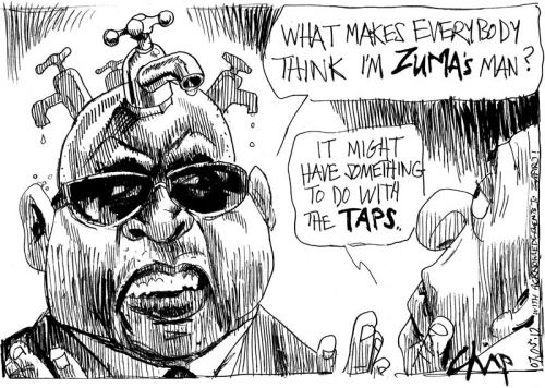 'Intelligence on Tap': Africartoons.com