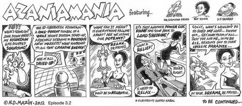 'Azaniamania 003a': Africartoons.com