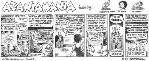 'Azaniamania 003b': Africartoons.com
