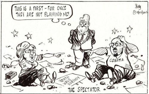 'The Spectator': Africartoons.com