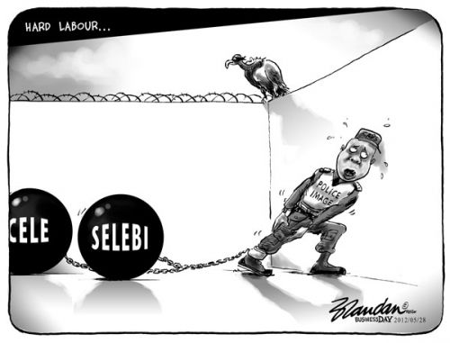 'Chain Reaction': Africartoons.com
