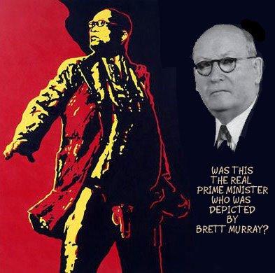 'DF Malan en Die Spies': Africartoons.com