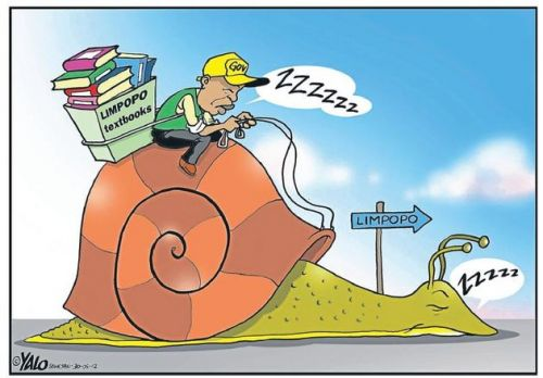 'Slow Reading': Africartoons.com