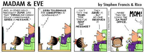 'Repeated Message': Africartoons.com