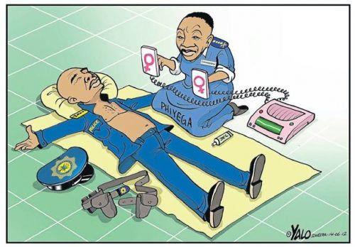'Ressurecting SAPS Image': Africartoons.com