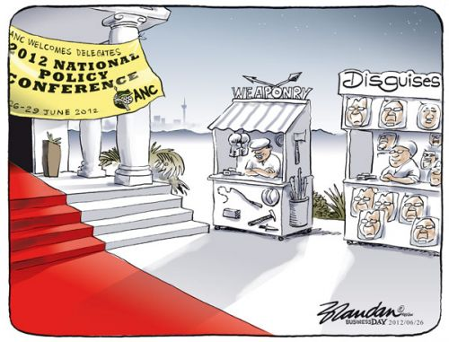 'Policy and Politics': Africartoons.com