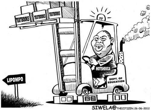 'Stalled Delivery': Africartoons.com