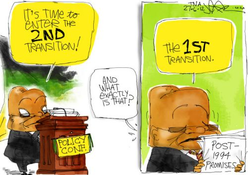 'Second Transition Explained': Africartoons.com