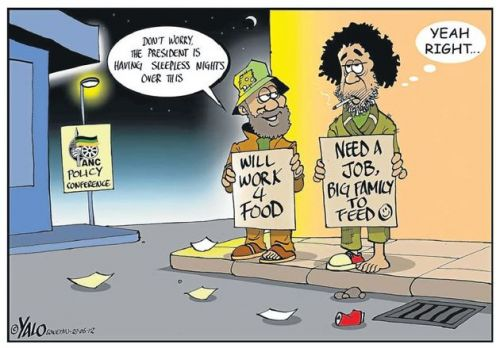 'Word on the Streets': Africartoons.com