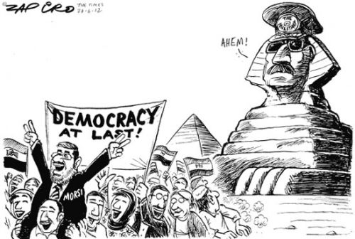 'I Don't Sphinx So': Africartoons.com