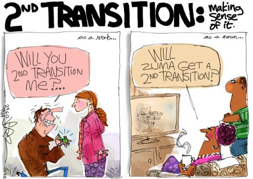 'WTF is a Second Transition': Africartoons.com