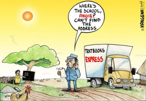 'Basic Education': Africartoons.com