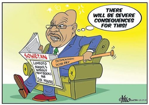 'Paying for their Mistakes': Africartoons.com