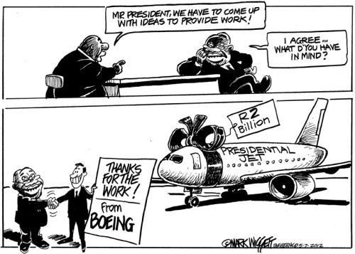 'The Works': Africartoons.com