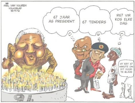 '67 Wishes': Africartoons.com