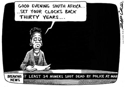 'Return to the Dark Ages': Africartoons.com