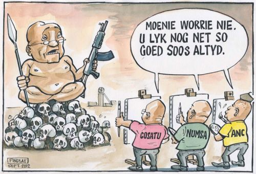 'Measuring Up': Africartoons.com