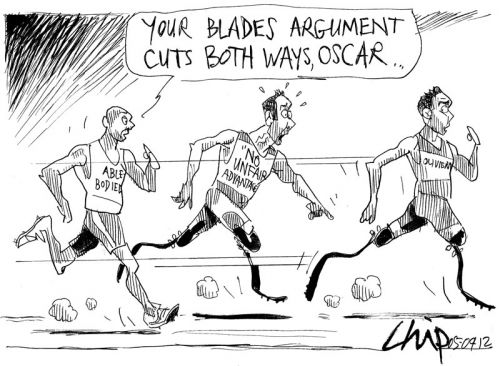 'A Double Edged Blade': Africartoons.com