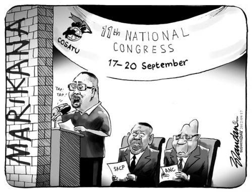 'Stonewalled by a Tragedy': Africartoons.com