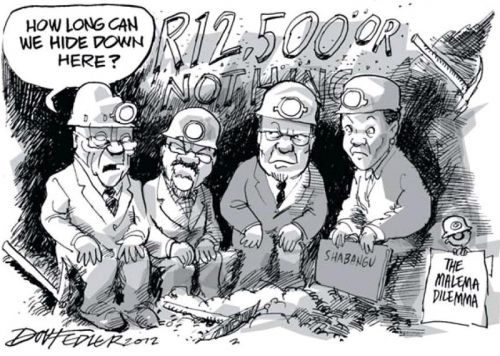 'Undermined Leadership': Africartoons.com