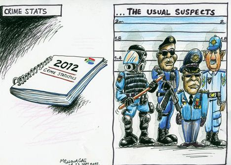 'The Usual Suspects': Africartoons.com