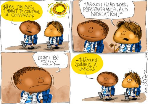 'Who's in Control?': Africartoons.com