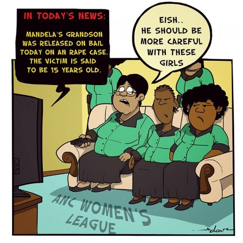 '20150826_Guest Cartoonist': Africartoons.com