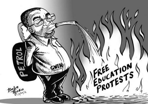 '20160923_Guest Cartoonist': Africartoons.com