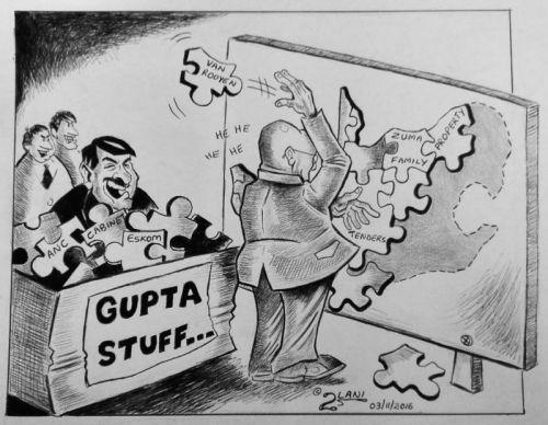 '20161103_Guest Cartoonist': Africartoons.com
