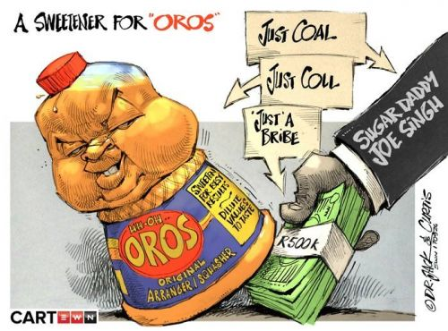 '20170926_Dr Jack and Curtis': Africartoons.com