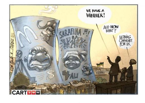 '20171219_Dr Jack and Curtis': Africartoons.com