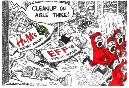 'Brand Damage': Africartoons.com