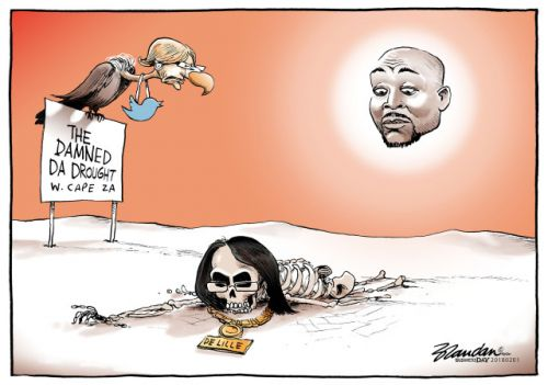 'Cape Fear': Africartoons.com
