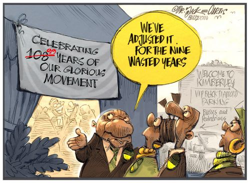 '20200114_Dr Jack and Curtis': Africartoons.com