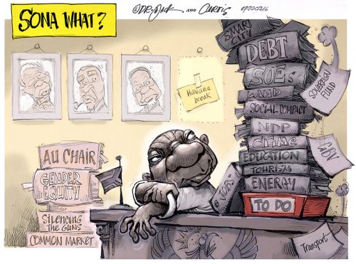 '20200216_Dr Jack and Curtis': Africartoons.com