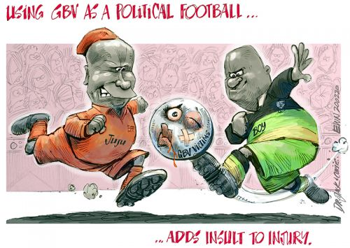 '20200220_Dr Jack and Curtis': Africartoons.com