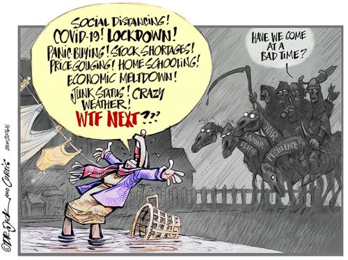 '20200416_Dr Jack and Curtis': Africartoons.com