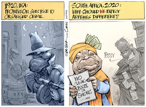 '20200503_Dr Jack and Curtis': Africartoons.com