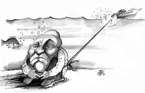 'Zuma and the Economy': Africartoons.com