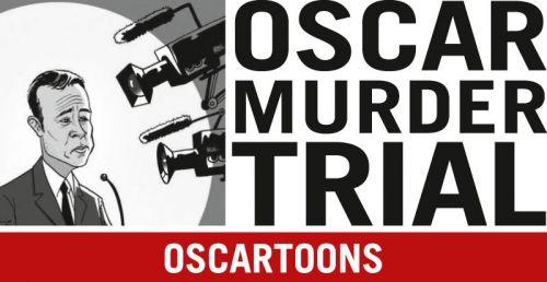 'Will Oscar Pistorius Walk?': Africartoons.com