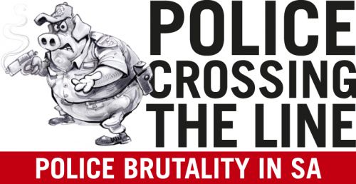 'Cartoons Against Police Brutality': Africartoons.com