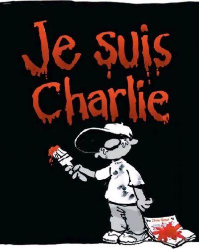'Je Suis Charlie': Africartoons.com