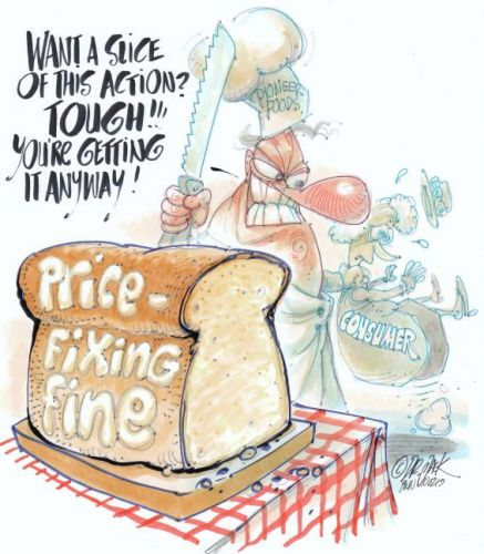 'Making Bread': Africartoons.com